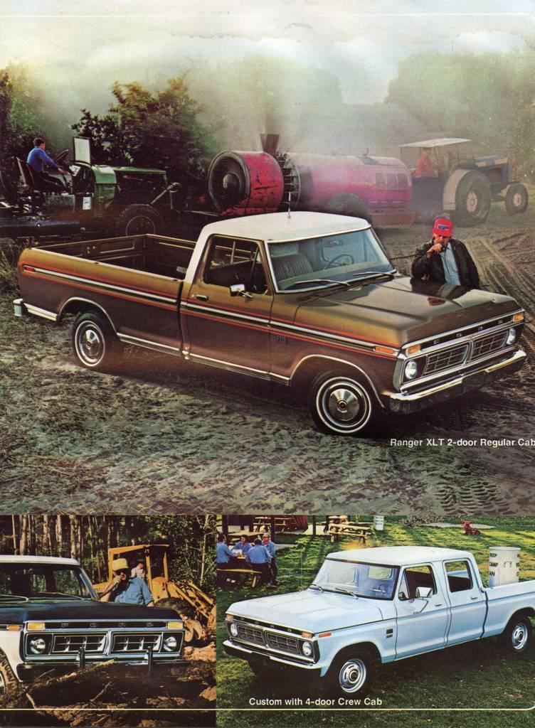 1976 Ford Truck Brochure - Ford Truck Fanatics