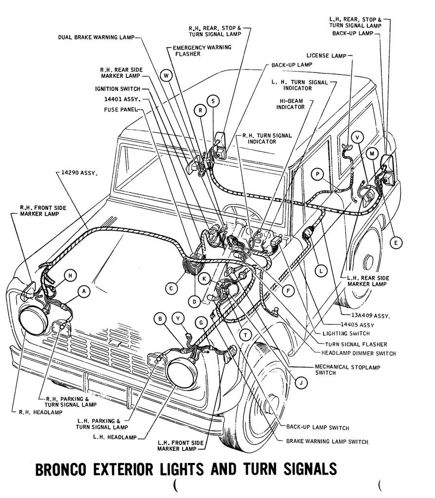 1971 Bronco Wiring Diagram 26 Images 1972 Ford Turn Signal Switch Img03910 Diagrams Truck Fanatics At