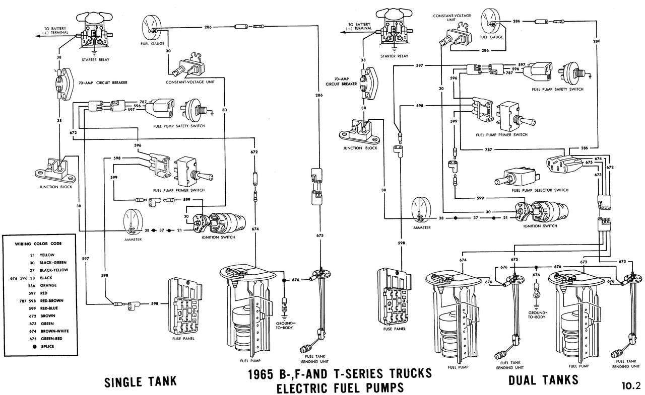 1965 Wiring Diagrams