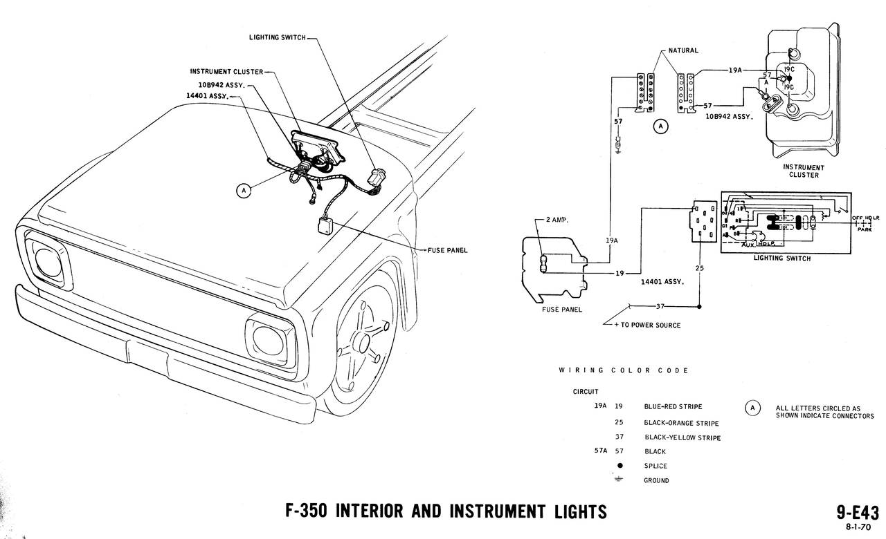 1971 wiring diagrams