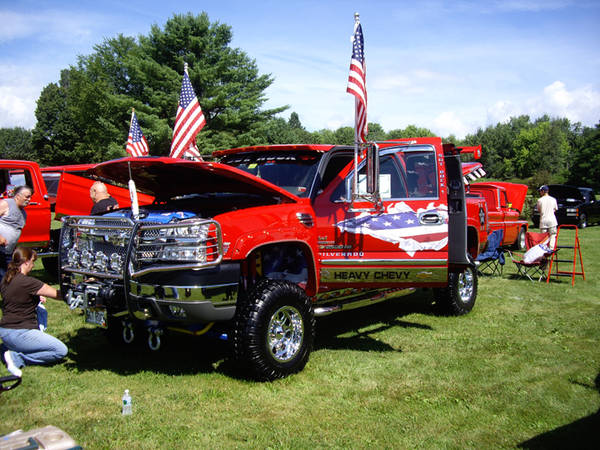 truck bed flag pole [archive] - ford truck fanatics