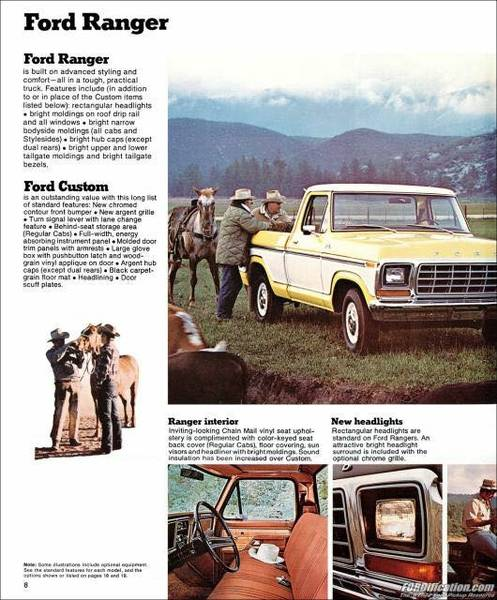 Why Do Some 78s Have Round Headlights And Some Don T Bronco Forum Full Size Ford Bronco Forum